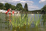 Naturbad Spiegelau im Bayerischen Wald