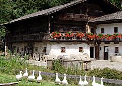 Museumsdorf in Tittling im Bayerischen Wald