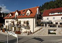 Hotel in Franken Frauenschuhblüte