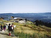 Urlaub 2016 Wandern Bayerischer Wald