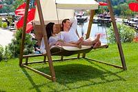 Spa Bereich des Wellnesshotels Jagdhof im Bayerischen Wald