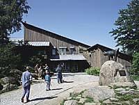Nationalpark Bayerischer Wald - Hans Eisenmann Haus