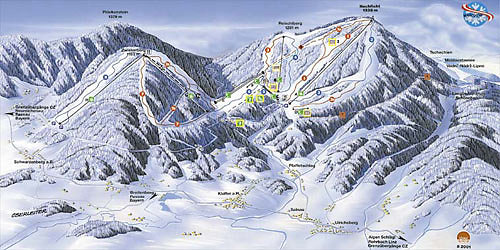 Skizentrum Hochficht