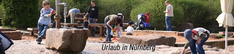 Familienurlaub in Nürnberg