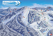 Winterkarte Bayerischer Wald