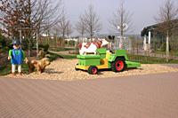 Familienurlaub im Playmobil Funpark