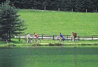 Aktivurlaub in Ferienwohnungen am Nationalpark Bayereischer Wald