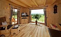Luxus-Chalet im Bayerischen Wald
