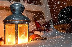 weihnachten und silvester im bayerischen wald winter in. Black Bedroom Furniture Sets. Home Design Ideas