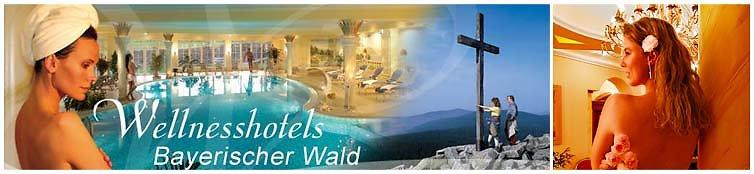 Wellnessurlaub Bayerischer Wald oder Gesundheitsurlaub im Bayerischen Wald in einem der Wellnesshotels Bayern.