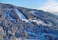 Skifahren und Wellness im Bayerischen Wald
