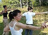 Yogawochenen im Bayerischen Wald - Yoga im Urlaub.