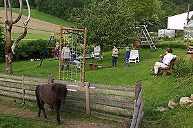 Familienurlaub auf dem Bauernhof im Bayerischen Wald